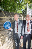 2015-Blue-Plaque-Unveiling-At-Fartown-015