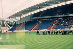 McAlpine_Stadium_First_Match