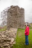 Kendal_Castle_-027