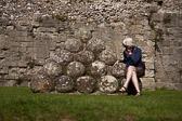 Pevensey_Castle_-031
