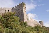Manorbier_Castle_-001