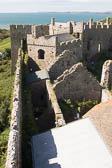 Manorbier_Castle_-039
