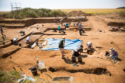 Sedgeford_Archeological_Dig