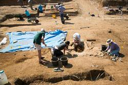 Sedgeford_Archeological_Dig
