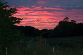 Sunset_On_The_Shropshire_Union_Canal-004
