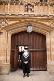 Ben's Graduation, Brasenose -004