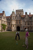 Croquet At Brasenose College -003