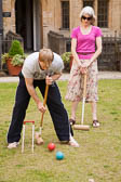 Croquet At Brasenose College -007