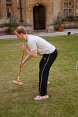 Croquet At Brasenose College -009