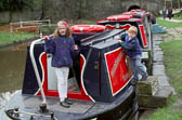 Family, Standedge Pioneer, Huddersfield Narrow Canal 004