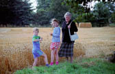 Leverton, Lincolnshire, Family, Hay Field 002