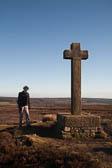 Ana Cross, Spaunton Moor -002